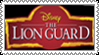 The Lion Guard Stamp by Amalockh1