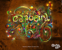 Capoeira is different by taneushka