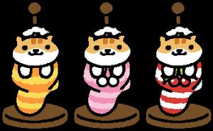 pumpkin socks by frosty-nekoatsume