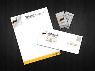 hktdesigns: Corporate Identity by hktdesigns