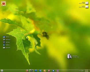 March '10 Desktop by hktdesigns
