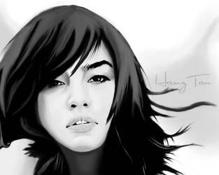 I Love Portraits by hktdesigns