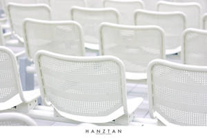 White Chairs by hktdesigns