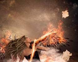 On Fire by theheek