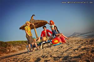 One Piece crew by kathy1602
