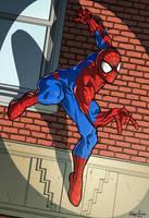 Spiderman by Sommum