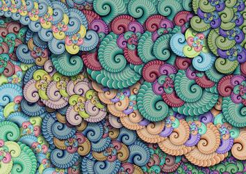 Color Fractal by savajam