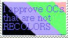 Anti-Recolor Stamp by The-Capricious-Clown