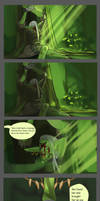 Meeting with Zul'jin  Part 2/1 by Conejo-chan