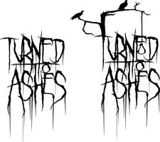Turned To Ashes Logo. by KevoeWest
