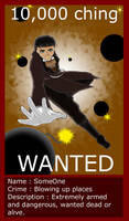 Wanted by Arilysal