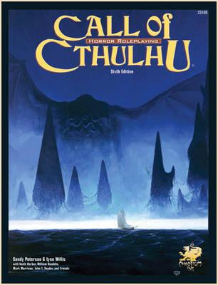 Call of Cthulhu by artbyjts