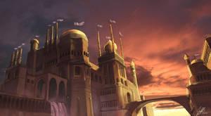 Persian Palace by jbrown67