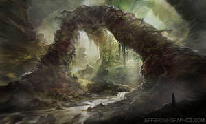 Underground Oasis by jbrown67