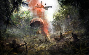 Airdrop Ambush by jbrown67