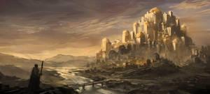 Persian Castle by jbrown67