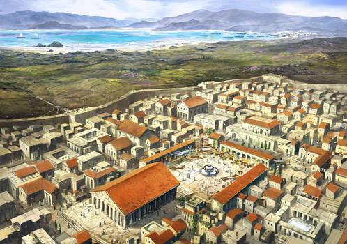 Corinth by jbrown67
