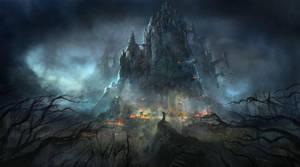 Dark Castle by jbrown67