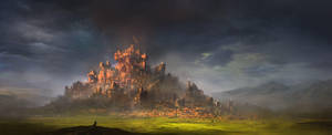 Orc City by jbrown67