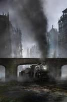 Apocalypse Train by jbrown67