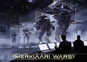 Merkiaari Wars by jbrown67