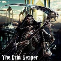 Cyborg Grim Reaper by demonx07