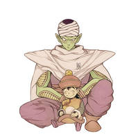 [DbZ] Don't dare to think I am a nice guy. by Rivaiye