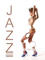 Jazz Dancer by AlexeiSolha