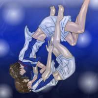 -Drown- TezuFuji by UmiHoshi
