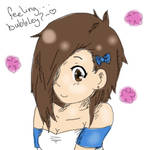 feeling... bubbley? by UmiHoshi