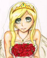 Royal June Bride by UmiHoshi