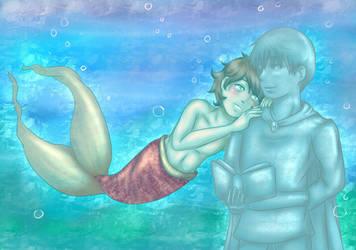 Little Mermaid by UmiHoshi