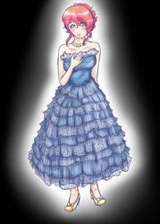 Date Dress by UmiHoshi