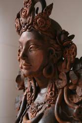 Dana by JulieSwanSculpture