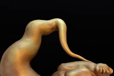 'Dido's Lament' by JulieSwanSculpture