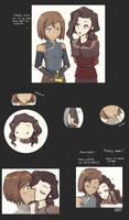 Flirting Part 1 by Katantoon