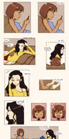 Asami's Sexual Inuendos Part 3 by Katantoon