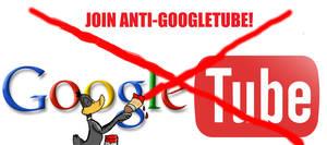 Draco's Anti-GoogleTube Ad by Dracoknight545
