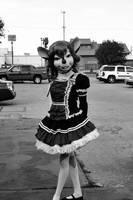Black and White by rabbitinthem00n