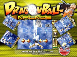 Dragon Ball Arcade Presentatio by softendo