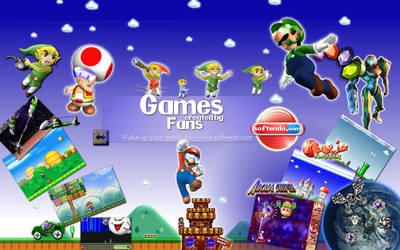 Softendo Mario Games by softendo