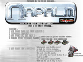 Napalm Mod - Technology Screen by softendo