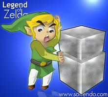 Legend of Zelda - Hero X by softendo