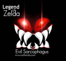 Legend of Zelda - Sarcophagus by softendo