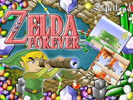 Legend of Zelda - Lightland by softendo