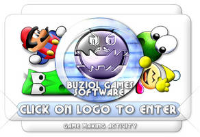 Buziol Games Site Logo by softendo