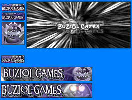 Banners Buttons + Buziol Games by softendo
