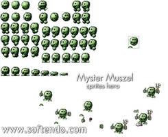 Myster Muszel Sprites Hero by softendo