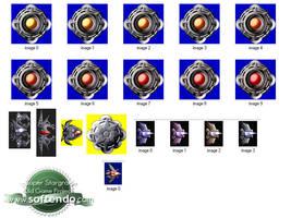 Super Stargrade Enemies by softendo