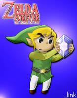 Legend of Zelda - Crystal by softendo